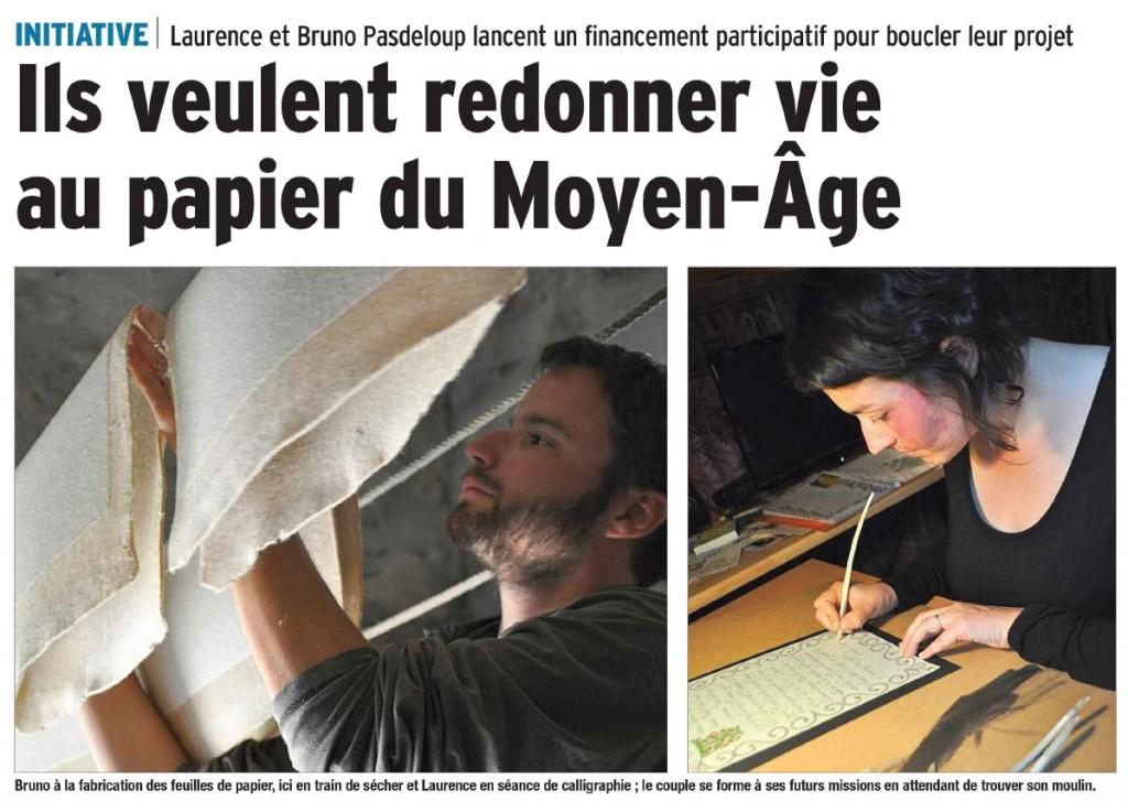 Article Dauphiné Libéré-haut