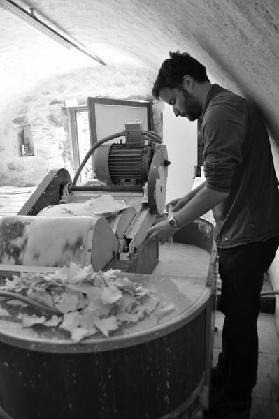 Fabrication du papier aujourd