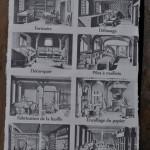 Texte imprimé Etape de Fabrication du papier