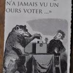 Texte imprimé L'Ours