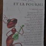 Texte imprimé La Cigale et la Fourmi
