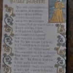 Texte imprimé La Facrce de Maitre Pathelin