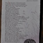 Texte imprimé Le Lièvre et la Tortue