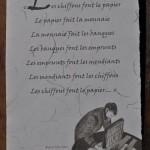 Texte imprimé Les Chiffons font le papier