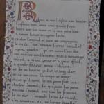 Texte imprimé Roland