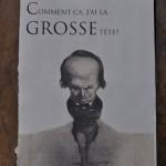 Texte imprimé Victor Hugo