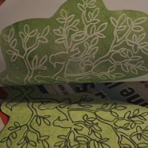 Gravure sur carton