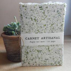 Carnet Nature Algues