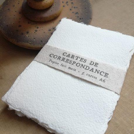 Cartes de correspondance
