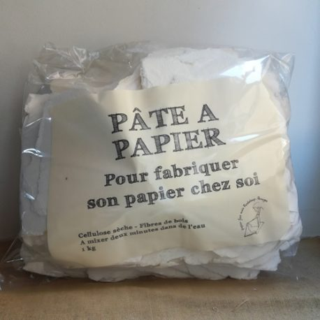 Pâte à papier