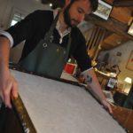Fabrication de papier à la main